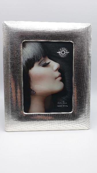 Cornice argento, portafoto, portaritratto, puntinata vendita online   GIOIELLERIA BRUNI Imperia