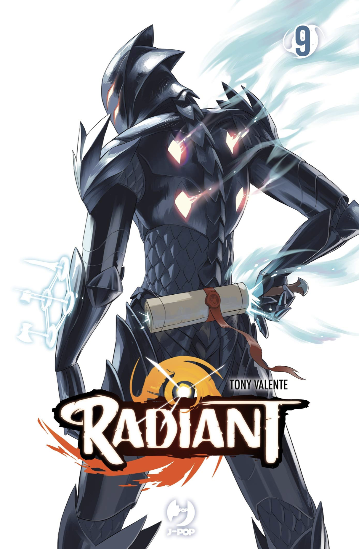 RADIANT 9 - ed. Jpop