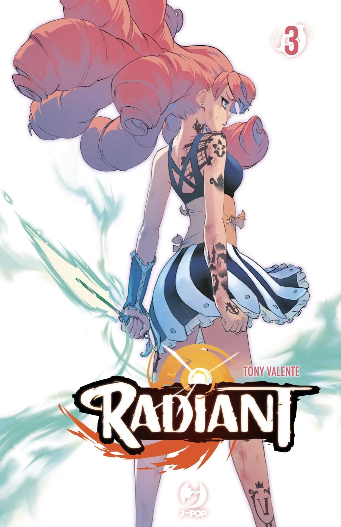 RADIANT 3 - ed. Jpop