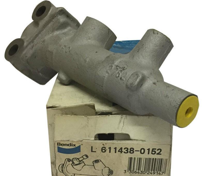 Pompa freni Citroen 2CV, 611438, 111438B, (LHM)