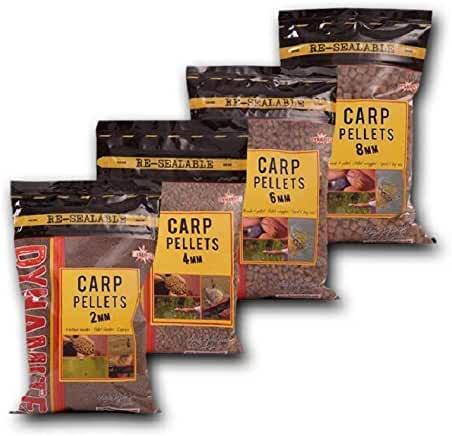 Carp pellets 4mm