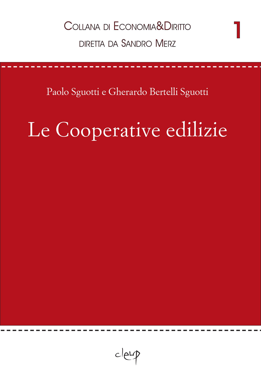 Le cooperative edilizie