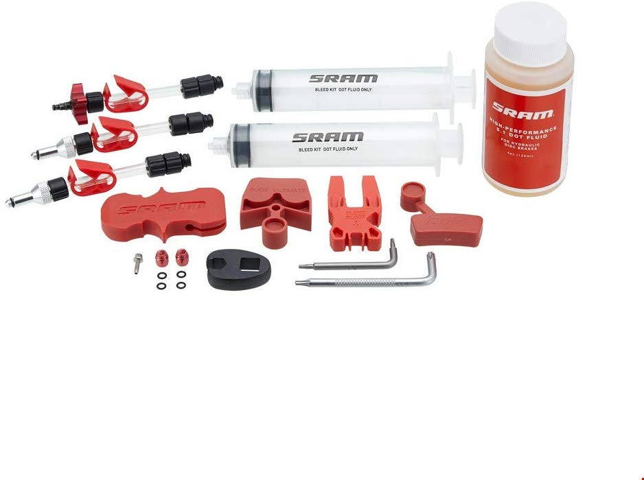 SRAM Kit Spurgo AVID SRAM DOT 5.1