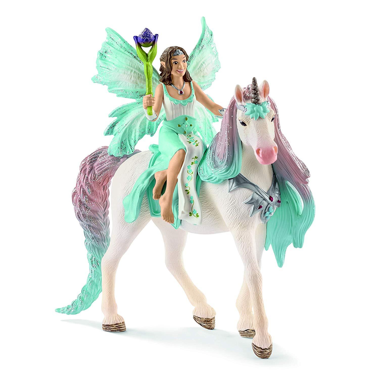 Bayala - Fata Eyela con Unicorno