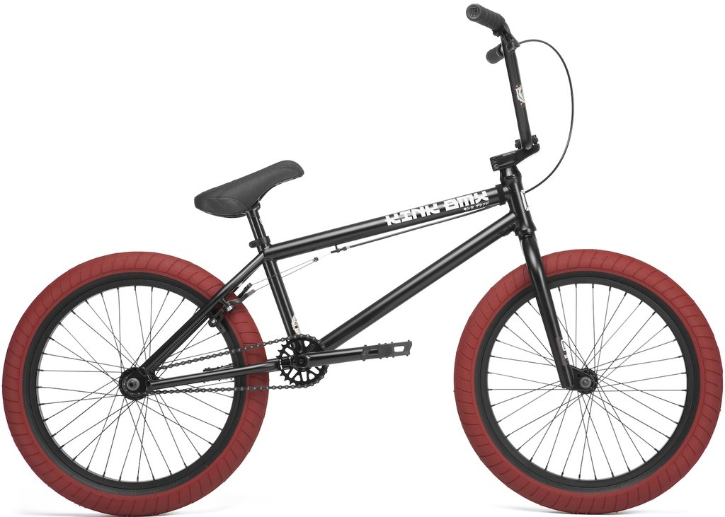 Kink Gap Freecoaster 2020 Bmx | Colore Guinnes Black