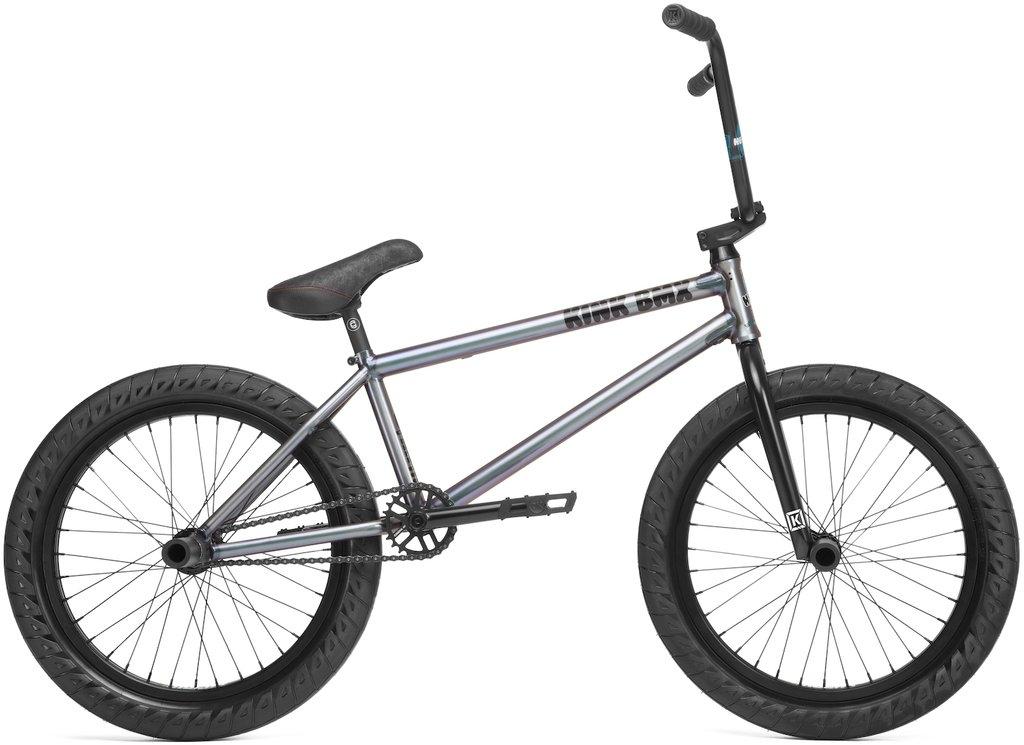 Kink Williams 2020 Bici Bmx Freecoaster   Colore Gloss Raw Tint