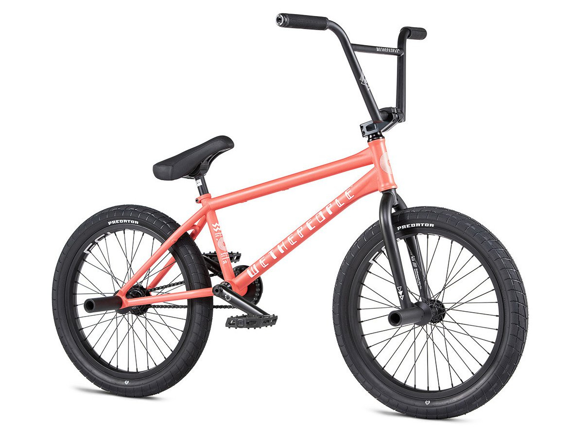 Wethepeople Battleship Freecoaster 2020 Bici Bmx LHD   Colore Coral Red