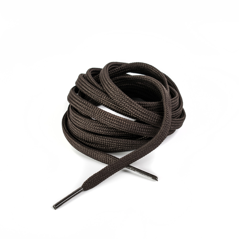 Kit dark brown laces