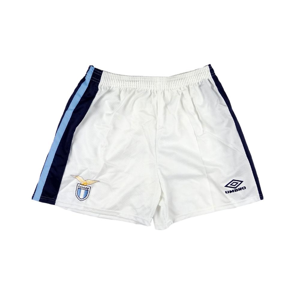 1993-95 Lazio Pantaloncini Home Kit  M/L/XL  *Nuovi