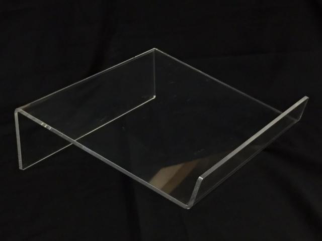 Leggio da tavolo in plexiglass 38 x 30 cm