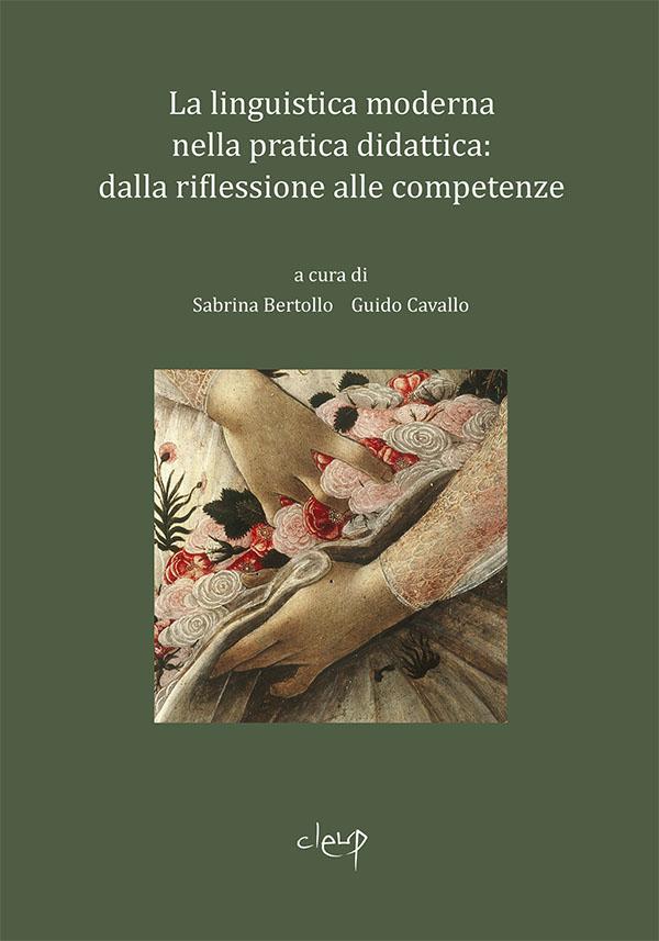 La linguistica moderna nella pratica didattica: dalla riflessione alle competenze