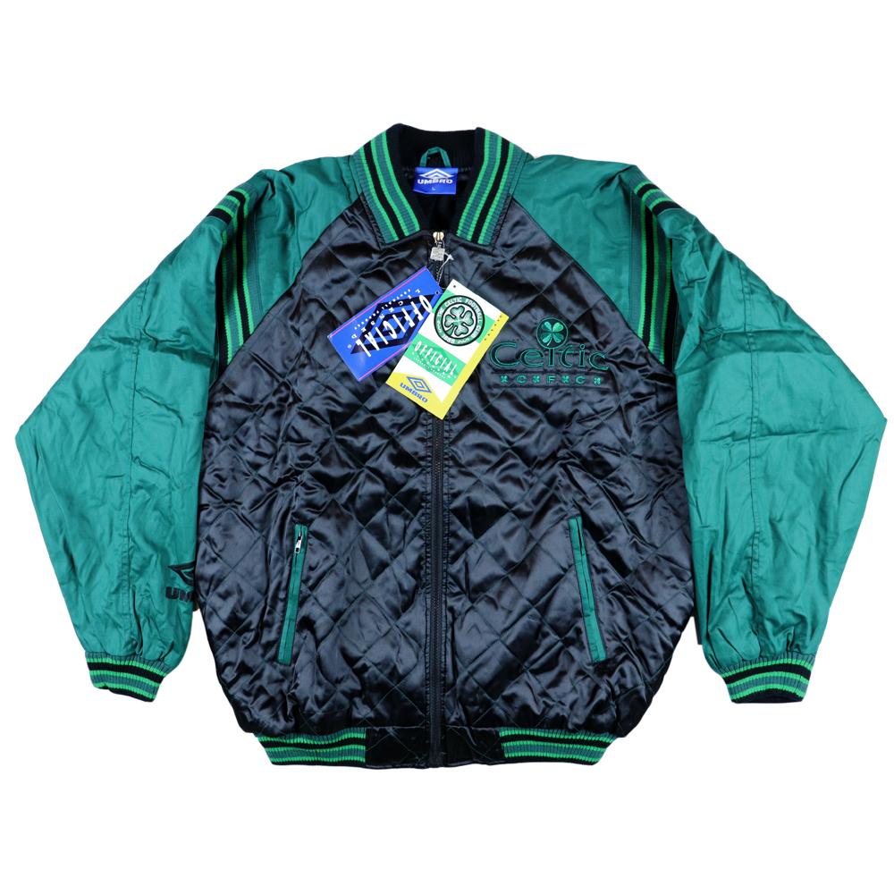 1992-93 Celtic Umbro Bomber  Giacca L *Nuova