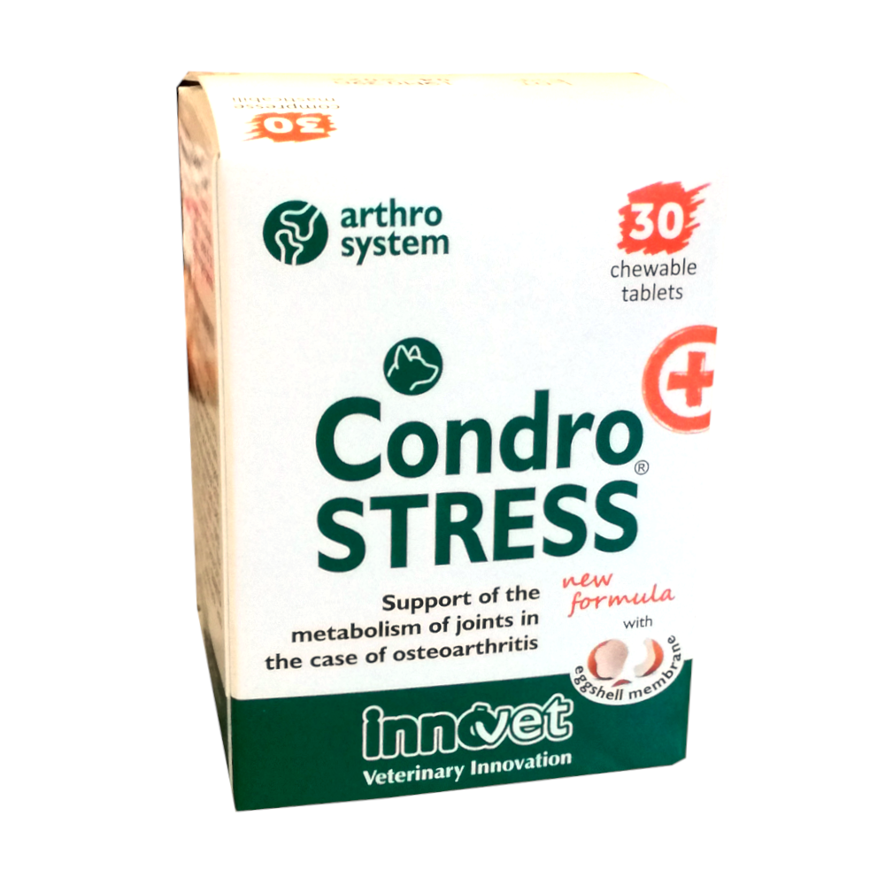 CONDROSTRESS PLUS 30 cpr - new formula