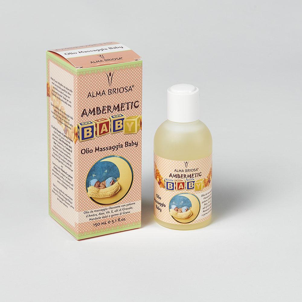 Olio massaggia Baby 150 ml