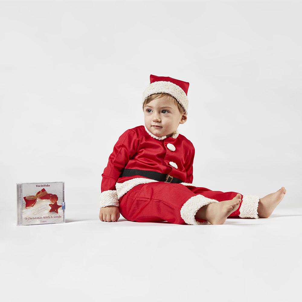 Bimbo Natale unisex