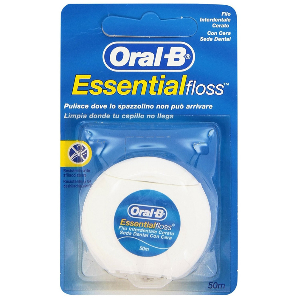 ORAL-B Essential Floss Filo Interdentale 50m