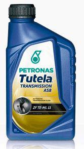 Olio Petronas Tutela AS8 per cambi automatici ZF a 6/8/9 velocità,