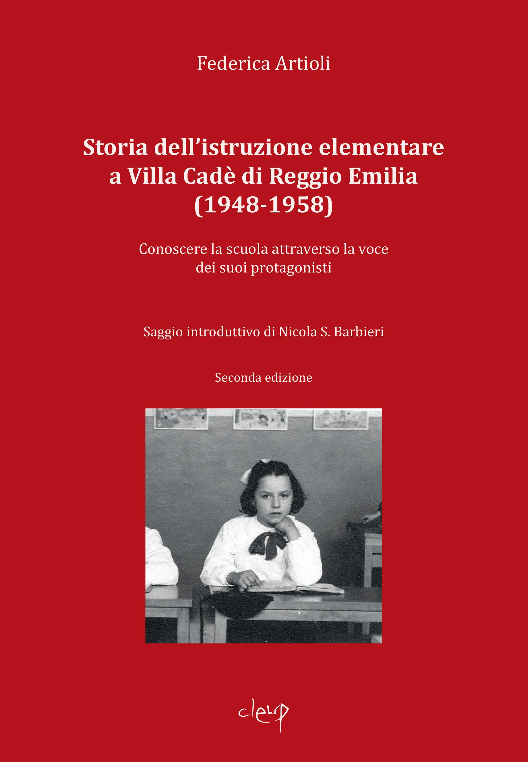 Storia dell'istruzione elementare a Villa Cadè di Reggio Emilia (1948-1958)