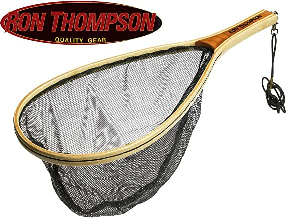 Ron Thompson - Guadino legno - Fly fishing 35x25