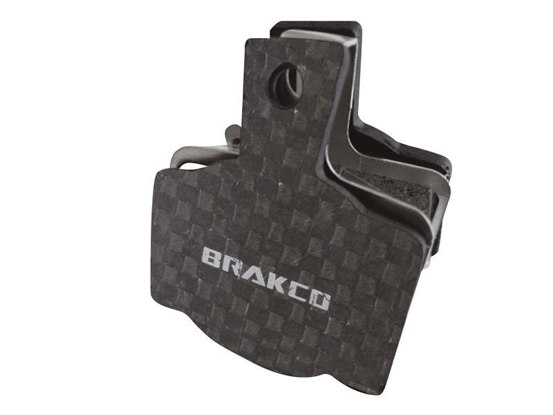 BRAKCO Pastiglie Freni Carbon Magura MT2-4-6-8