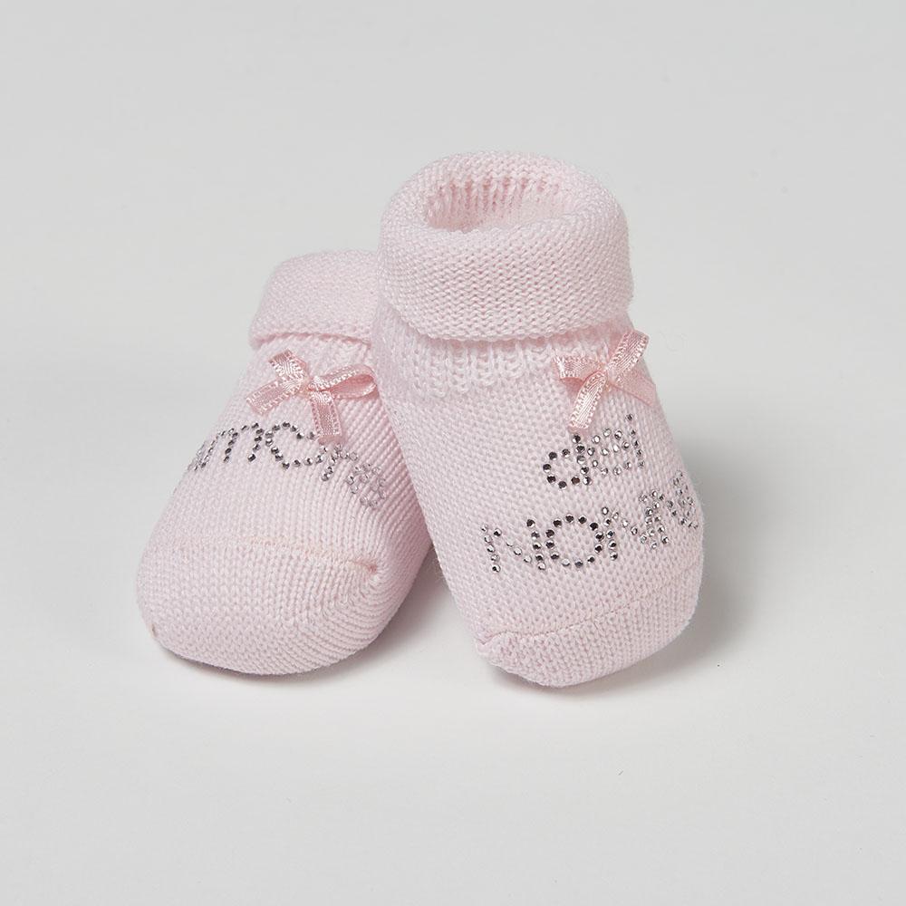 Scarpina cotone amore dei nonni - femminuccia