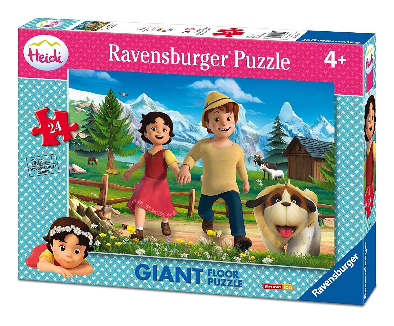 Puzzle - Heidi 24 Pezzi