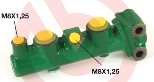 Pompa freni Citroen 2CV, Dyane 6, Mehari, 613517, 131517B,