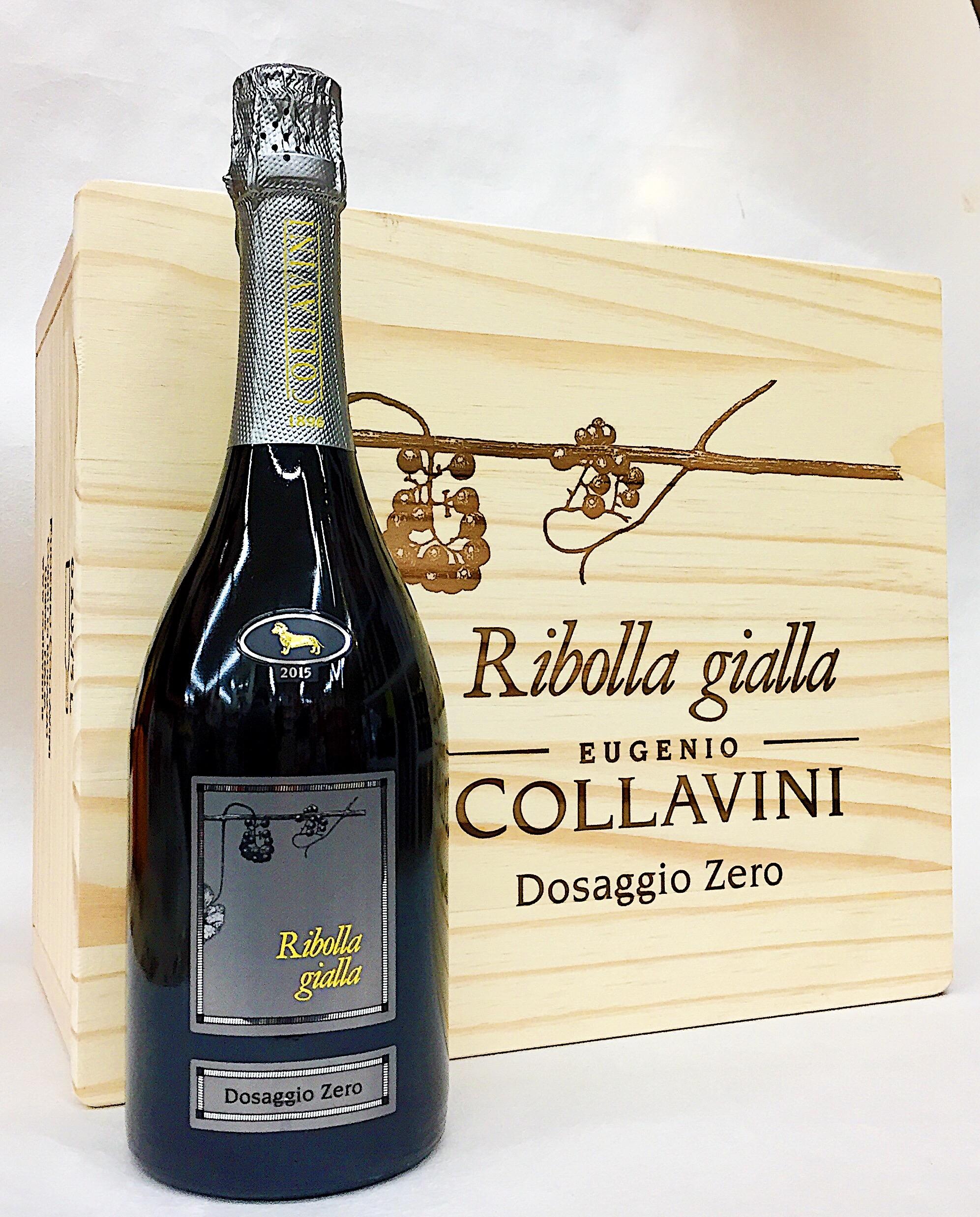 Ribolla Gialla Dosaggio Zero - Eugenio Collavini Viticoltori srl (UD)