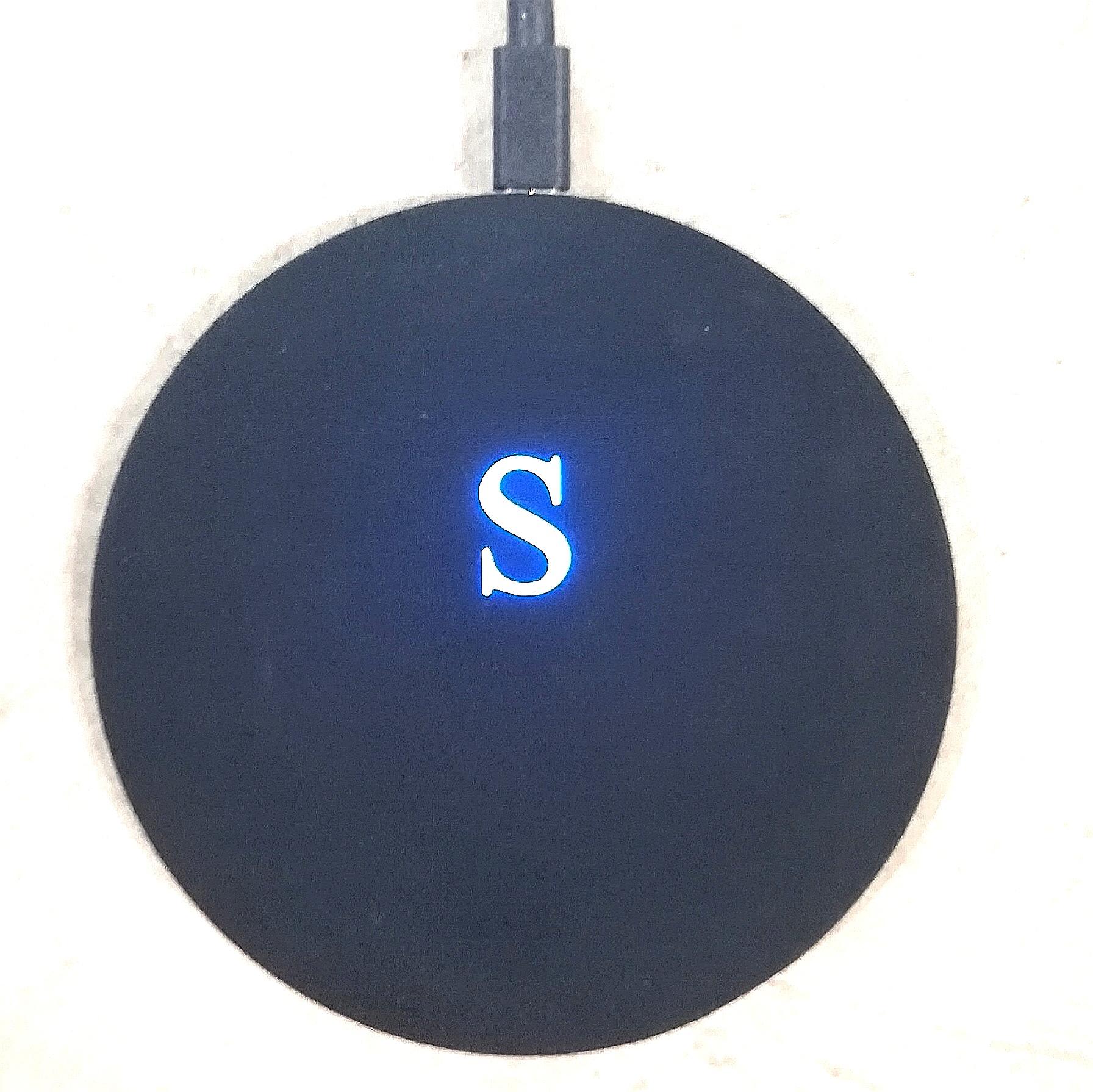 WiCi caricabatterie wireless personalizzato