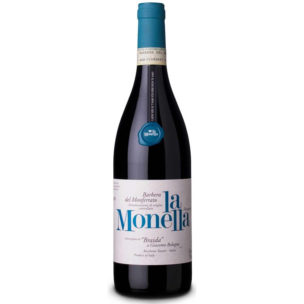 Braida - Barbera del Monferrato DOC La Monella