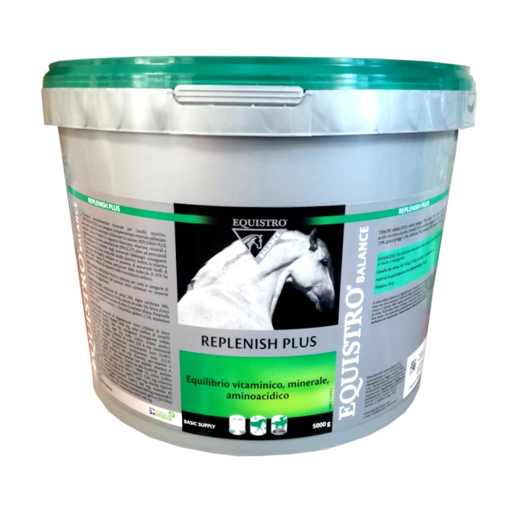 REPLENISH PLUS 5kg - integratore per cavalli