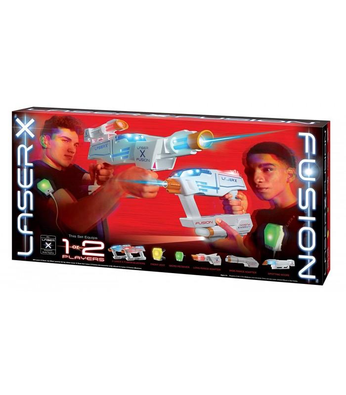 LAE06000 LASER X FULSION DELUXE SET