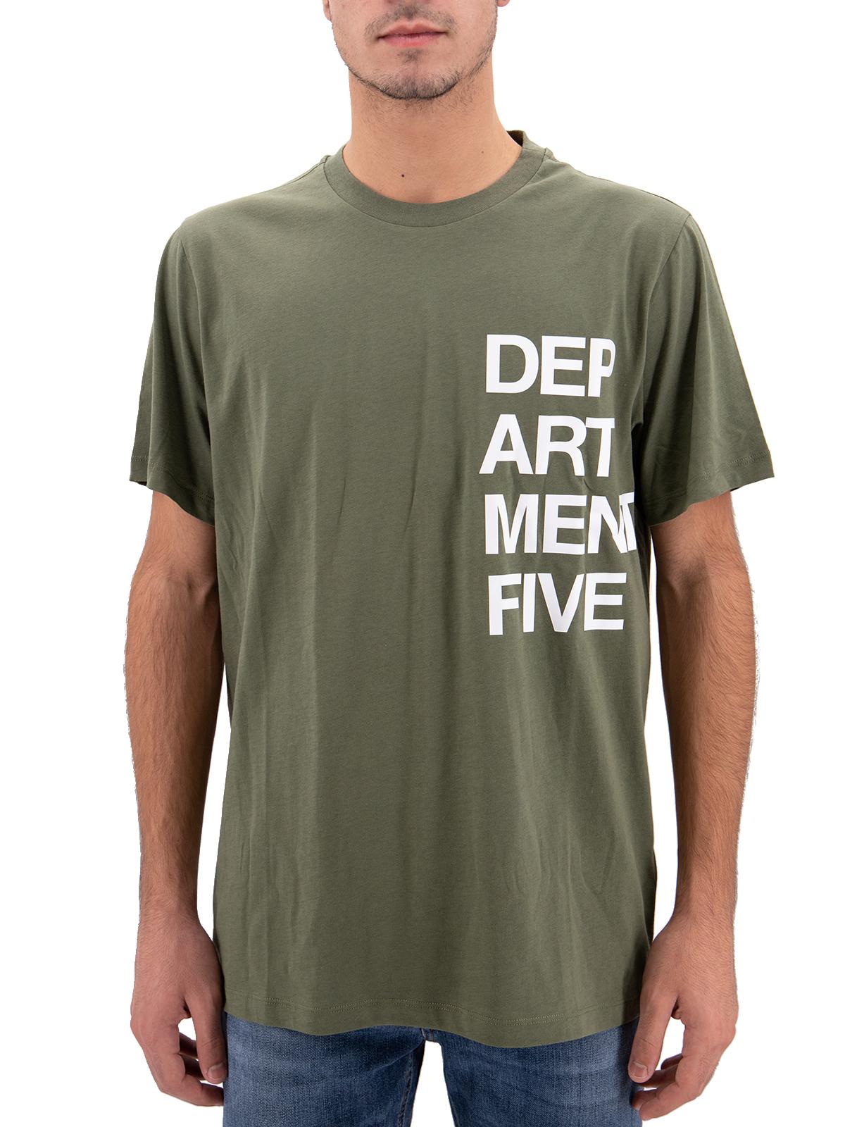 Department Five GARS T- shirt U00JS3 J001