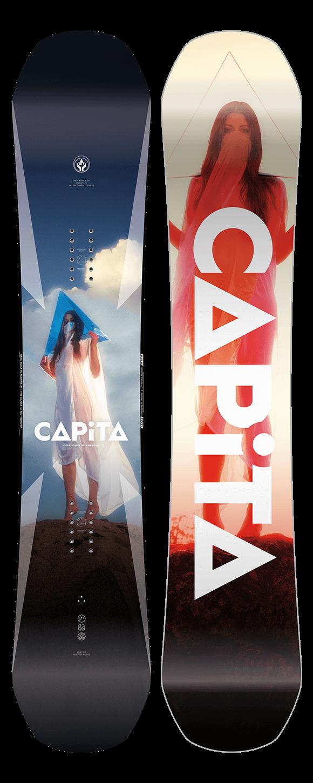 Tavola Snowboard Capita D.O.A. (154)