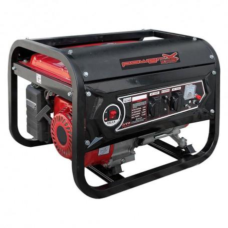 Powerx Ph3000 generatore di corrente a benzina 4 tempi 3000W scheda AVR