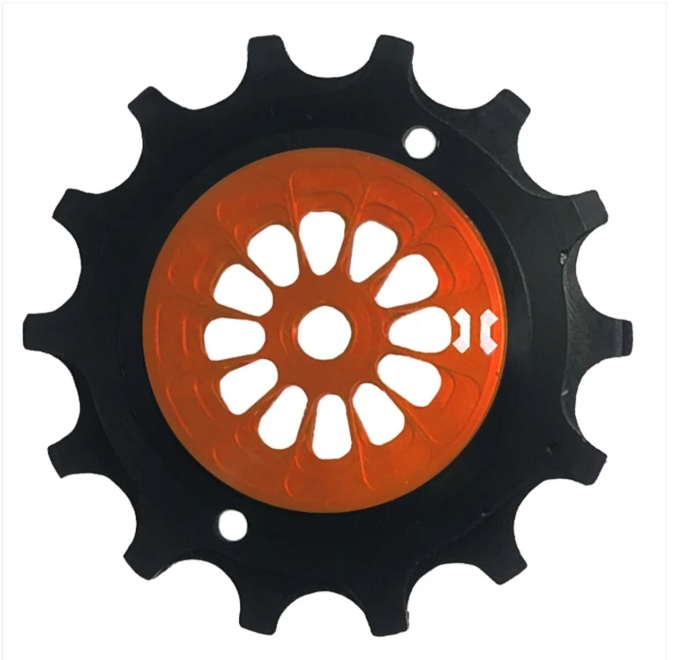 LEONARDI  Puleggia Lower per Sram Eagle 14t Orange