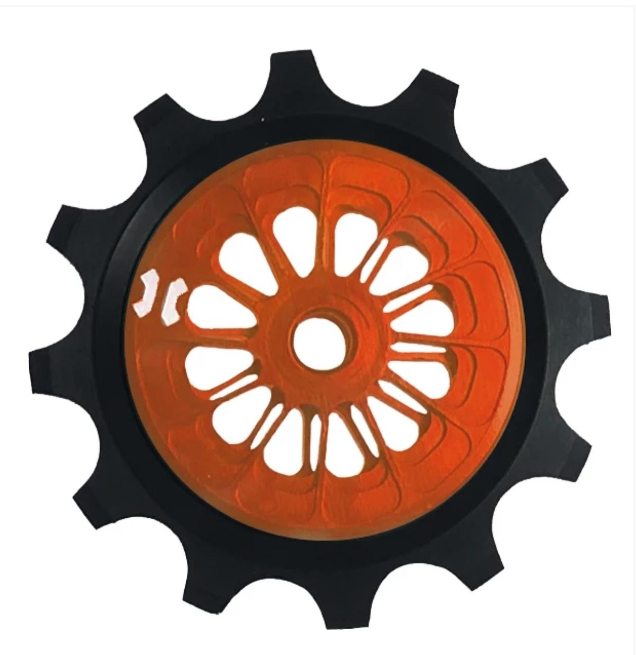 LEONARDI Puleggia Upper  per Sram Eagle 12S Orange