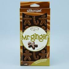 Stampo cioccolatini Mr. Ginger
