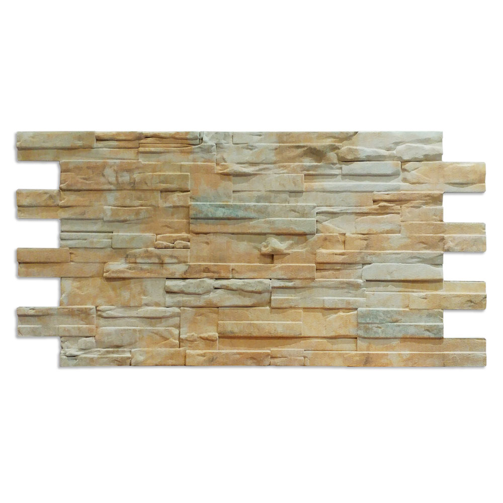Panel piedra moderna cubierto Rosa Di Bretagna
