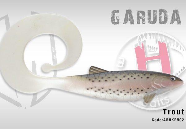 Herakles Garuda Monster Bait 35cm 160gr