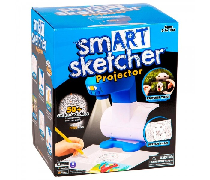 SMART SKETCHER PROIETTORE