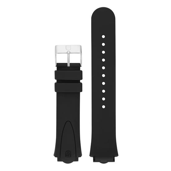 Cinturino in gomma PU - 18mm
