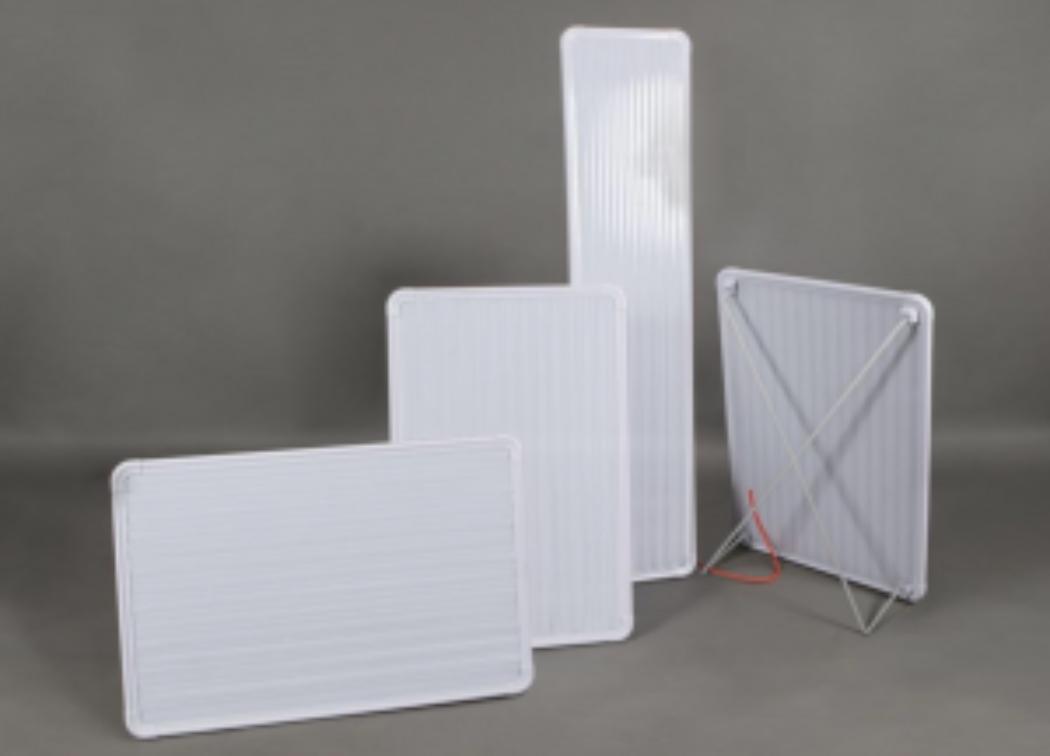 Pannello riscaldante da parete : comfort termico e benessere fisiologico