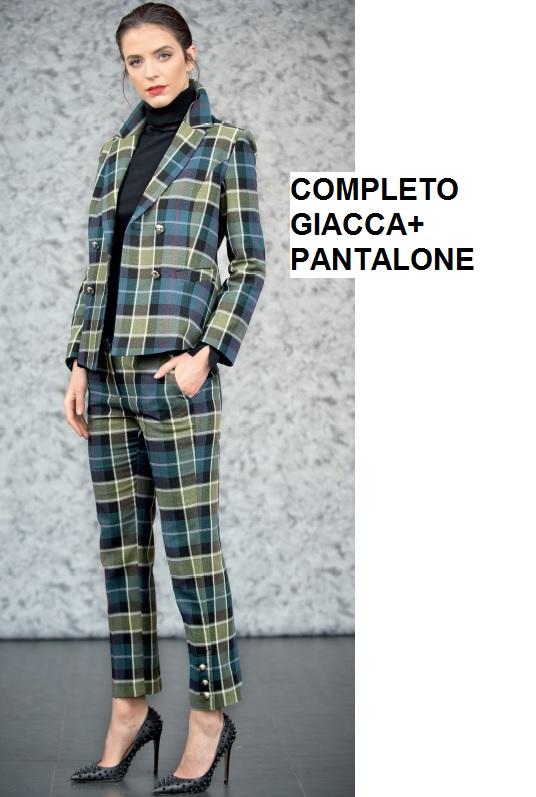 Completo giacca 2815 + Pantalone 2874