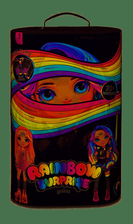 POOPSIE RAINBOW GIRLS ASS1 (RAMBOW O PINK)