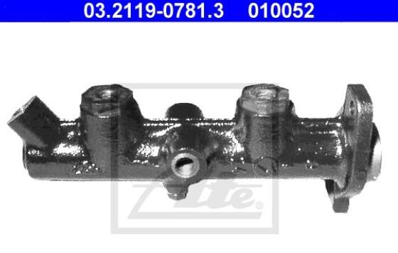 Pompa freni Renault  5, 14, Fuego, 03211907813