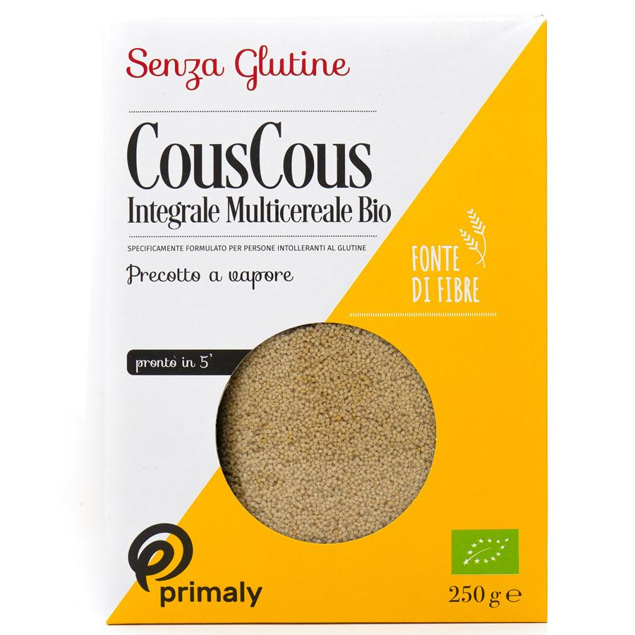 Cous Cous Integrale Multicereale Bio