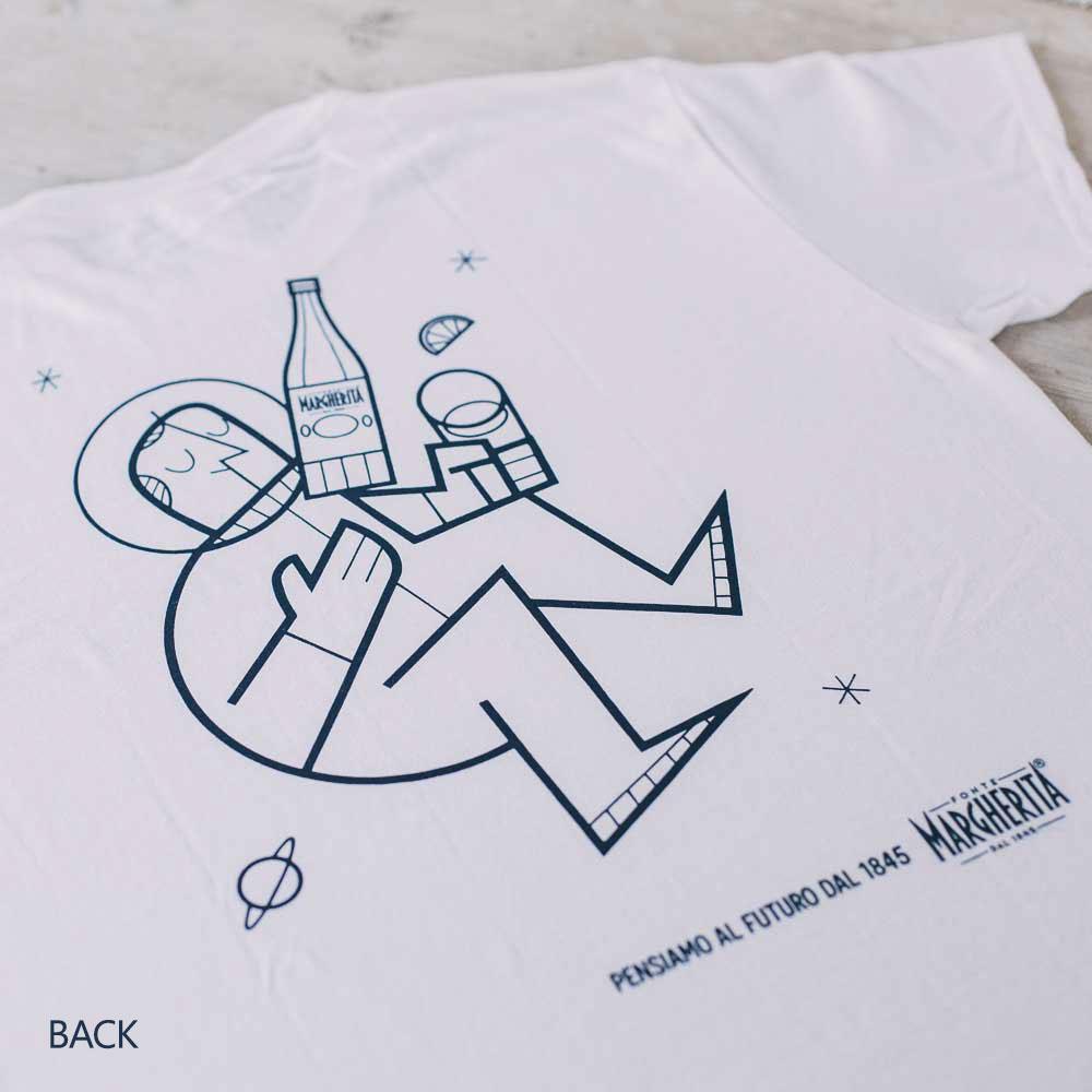 Fonte Margherita T-Shirt Ale Giorgini