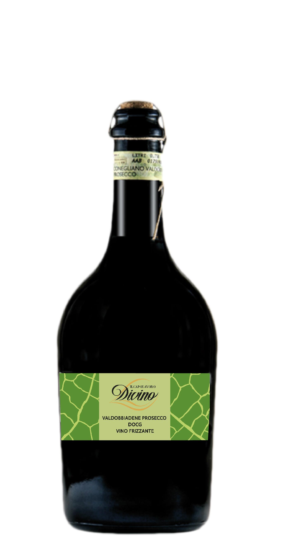 Valdobbiadene Prosecco Docg - Vino Frizzante