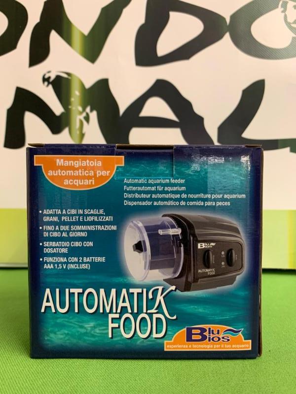 AUTOMATIK FOOD mangiatoia automatica